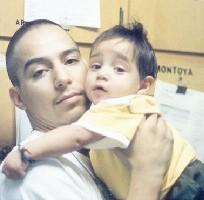 Darius and Dad!