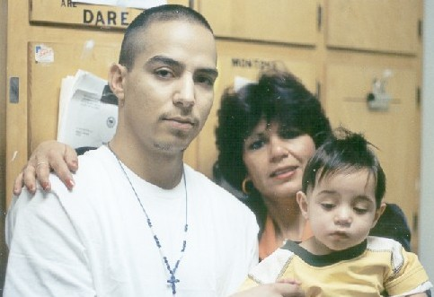 Me, Mom and Darius!